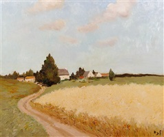 bles en ile de france by marcel dyf