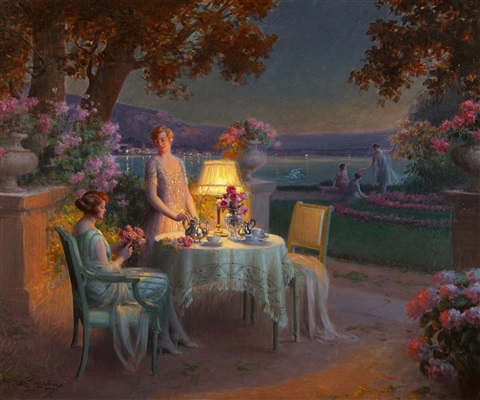 in the twilight by delphin enjolras