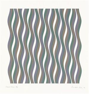 coloured greys (1) by bridget riley