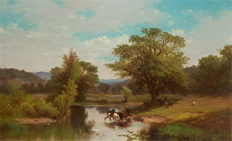 the ford by albert fitch bellows