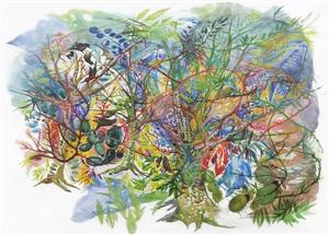 arborescencias ii by ignacio de lucca