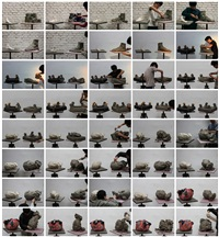 narrative by a pile of clay 81-120 by hu qingyan