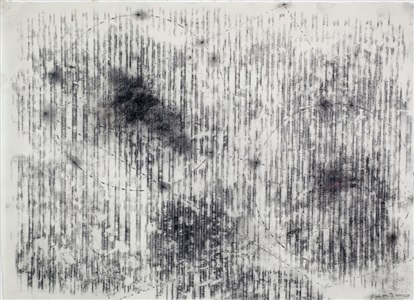 works on paper ii by jack whitten