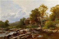 the mill, llanbedr by david bates