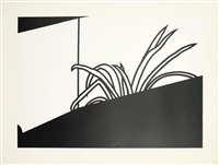 tulips by patrick caulfield