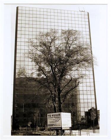 den hague holland 2 way mirror office building by dan graham