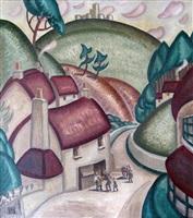 village by miss doris brabham hatt