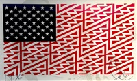 star spangled shadows by faile