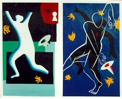 lot 47 by mark kostabi