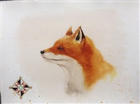 gluskap and the fox by scott kelley