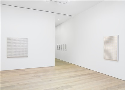 jan schoonhoven 2015 exhibition view