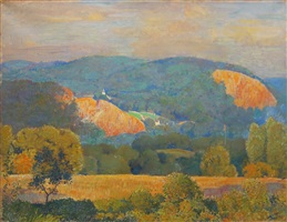quarries at the crossing by daniel garber