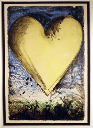 the earth by jim dine
