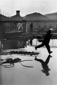 paris magnum the capital through the eyes of the greatest photographers by henri cartier-bresson