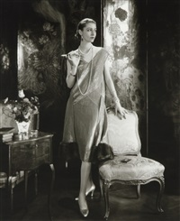 marion morehouse by edward steichen