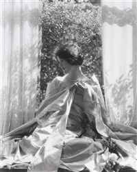 miss fanny haven wickes by edward steichen