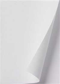 paper photograph, white by rob and nick carter