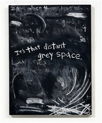 it's that distant grey space by michael scoggins