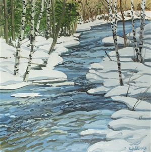 neil welliver oil studies and selected prints selected works by gallery artists by neil welliver