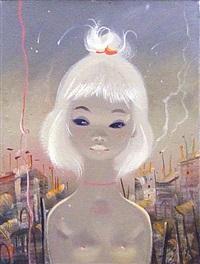 girl by igor pantuhoff