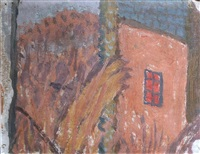 house, meudon by gwen john