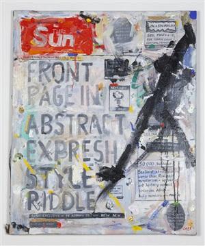 sun by conrad atkinson