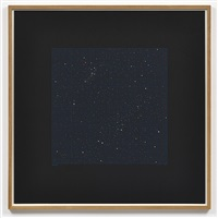 star chart (blue) i by darren almond