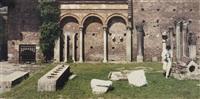 milano (serie: paesaggio italiano) by luigi ghirri