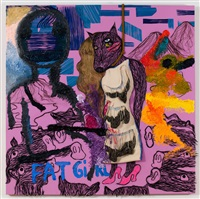 untitled by bjarne melgaard with bob recine and andre walker