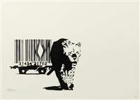 barcode (signed) by banksy