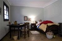 sans titre (jean-jacques dans le lit) by jean-françois fourtou
