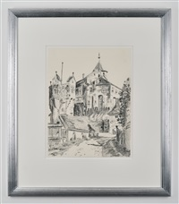 the czech castle by rachel feinstein