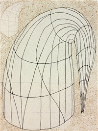 untitled (state ii) by martin puryear