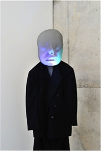 phobic / white trash by tony oursler
