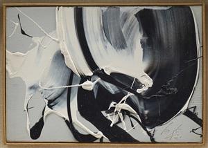 untitled by kazuo shiraga