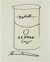 german soup by andy warhol