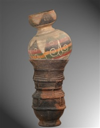 nupe pottery, nigeria by unknown