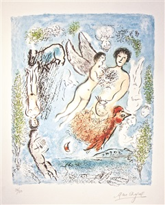 masters modern and contemporary by marc chagall