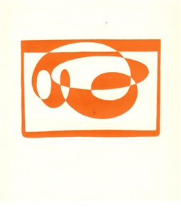 rare posters- museum classics from rembrandt to renoir, and botanical prints by josef albers