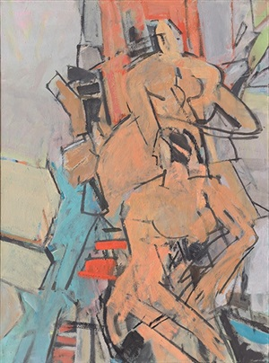 untitled (02x-021) by charles cajori