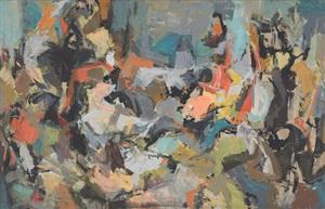 untitled (51x-402) by charles cajori