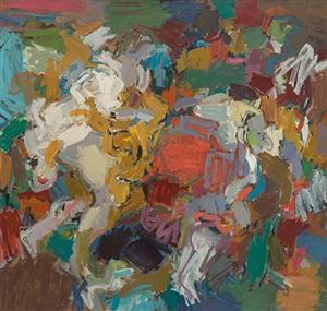 untitled (57x-009) by charles cajori