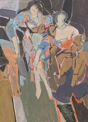 untitled (78x-208) by charles cajori