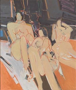 untitled (88x-015) by charles cajori