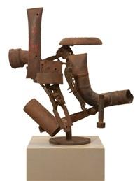 untited (no. 13) by richard stankiewicz