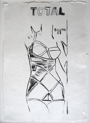 total (f/s cat. #iiia.69) by andy warhol