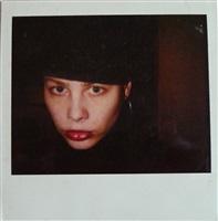 kelle inman by jean-michel basquiat