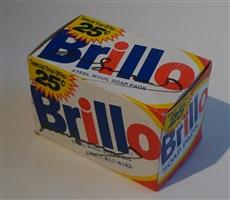 brillo box by andy warhol