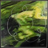untitled(flower) by jeff koons