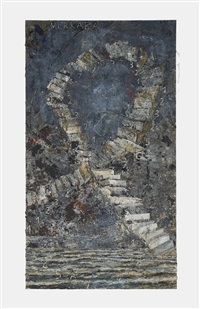 merkaba by anselm kiefer